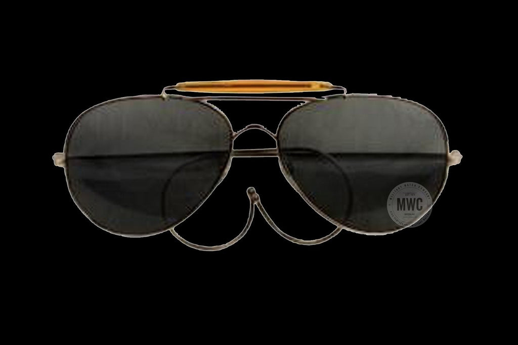 Military / Aviator Sunglasses (Smoke Grey Lenses) REDUCED TO CLEAR AT UNDER HALF PRICE