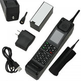 Heavy Duty Dual SIM 10 Day Battery Life Cellphone - It's Looks 1980's but will work where others won't.