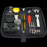 Professional 140+ Piece Watch Repair Kit