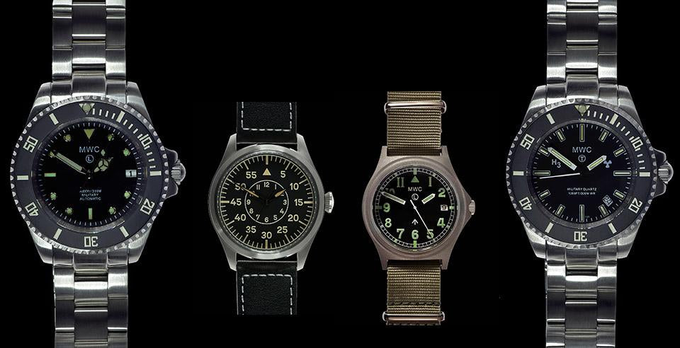 high performance military watches