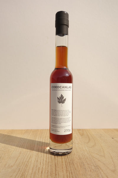 Maple Syrup, medium 270g