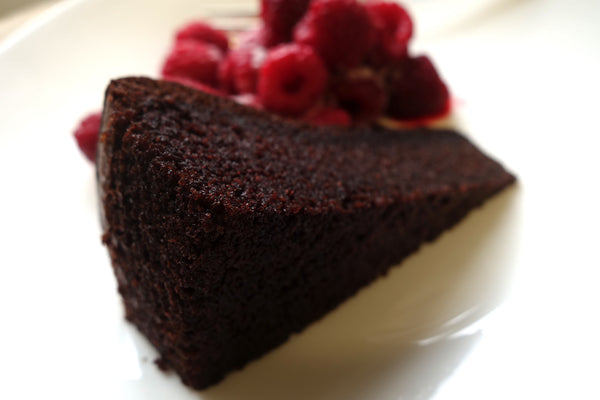 Olive Oil and Chocolate Cake