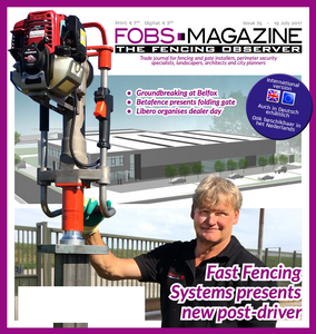IN2 Access features in FOBS Magazine