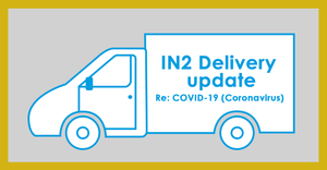 Delivery Updates Re: COVID-19
