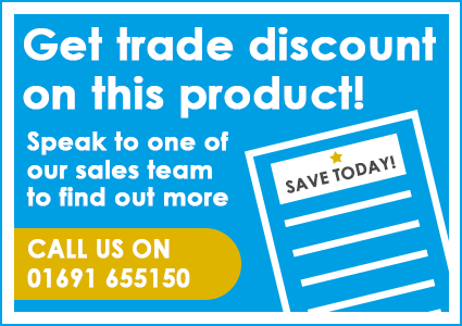 Trade Discount Banner