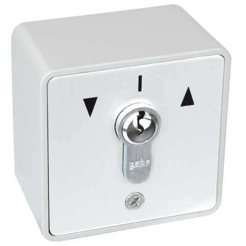 Key Switch – Centre Off, Single Pole, Double Throw (16Amp)