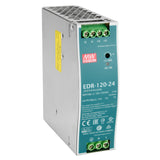 EDR-120 Power supply unit – DIN rail 100VAC to 240VAC