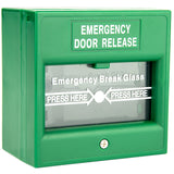 Break Glass Emergency Door Release