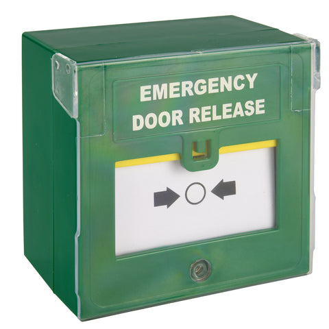 Resettable Emergency Door Release (Single Pole)