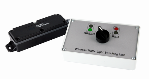 Traffic Light Controller Unit (Wireless)