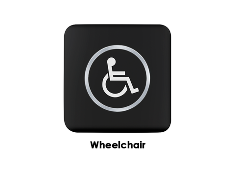 cleanswitch wheelchair