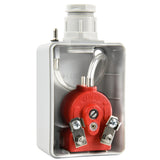 DW40 Pressure wave switch in housing