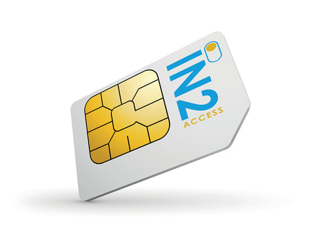 3G SIM Card for GSM units - annual subscription