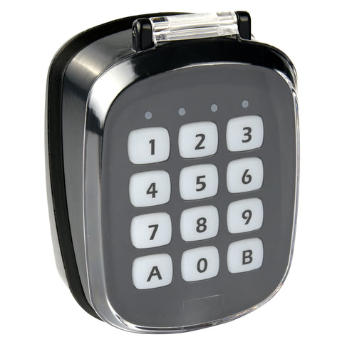 Wireless Entry Keypad (Black)