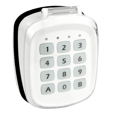 Wireless Entry Keypad (white)