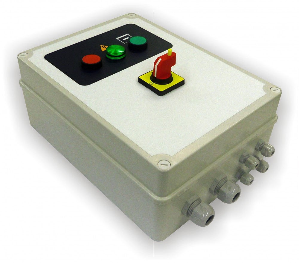 POWER VAR 0.75 Roller Shutter Control Panel (Inverter Drive)