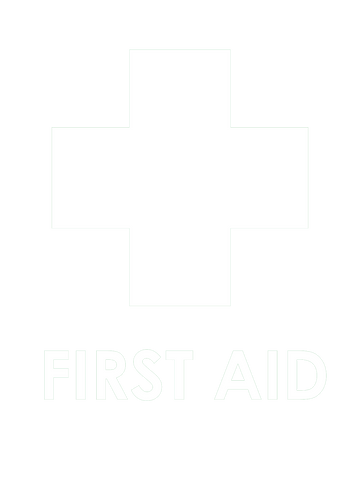First Aid Sign 150 x 200mm - customisable