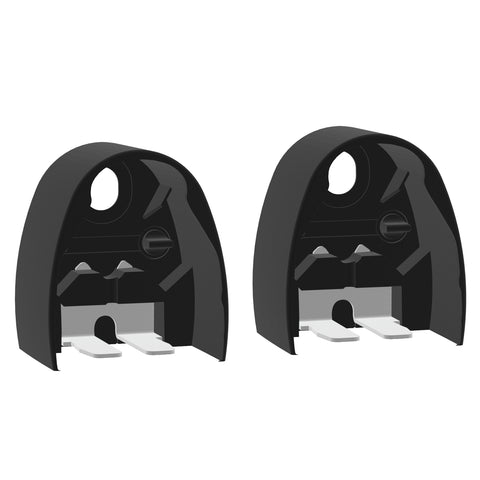 ExpertLine XL-C49 End Cap (Pair) for EP45x49A1 Profile