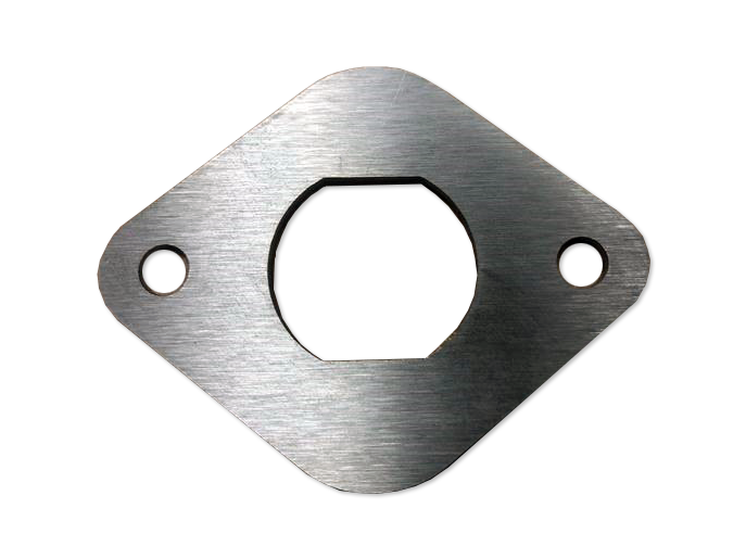 Stainless Steel Argos 2 Diamond shape Bracket (Pair)
