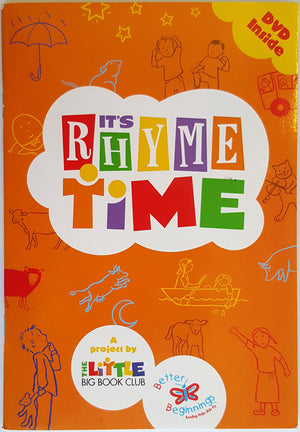 It's Rhyme Time - Includes DVD