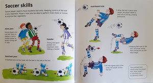 A Word Book About Soccer