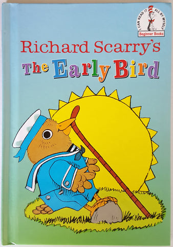 Richard Scarry's The Early Bird (Hardcover)