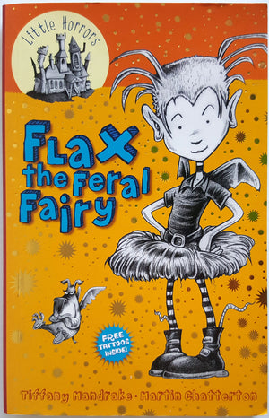 Little Horrors : Flax the Feral Fairy