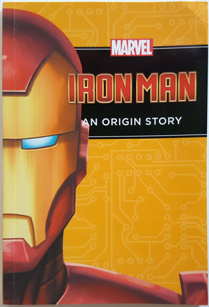 An Origin Story - Iron Man