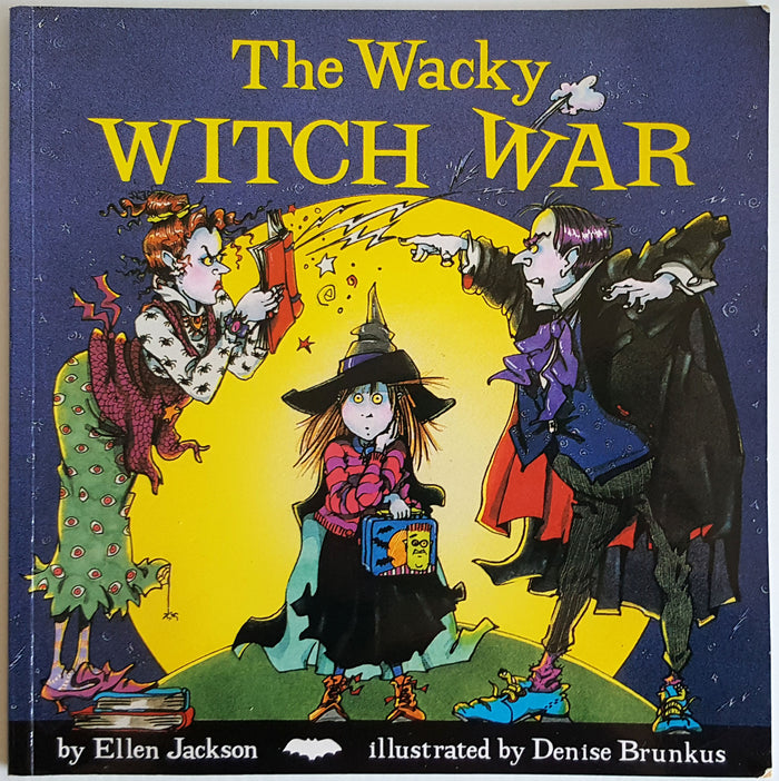 The Wacky Witch War