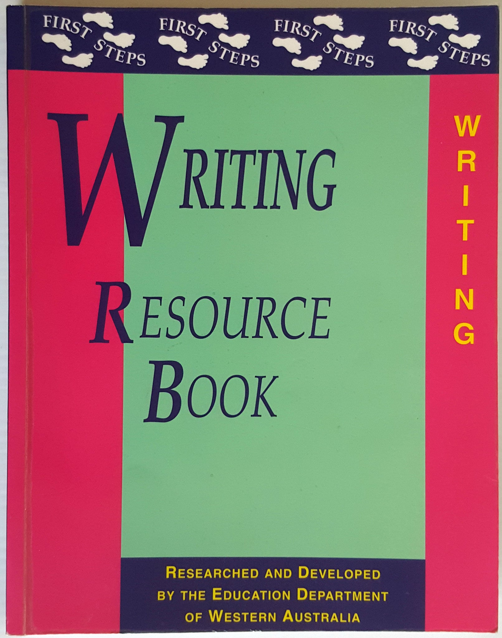 First steps to writing a book