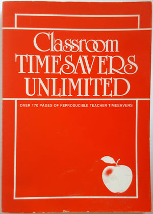 Classroom Timesavers Unlimited