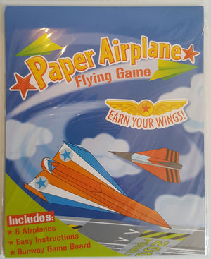 Paper Airplane Flying Game     *NEW