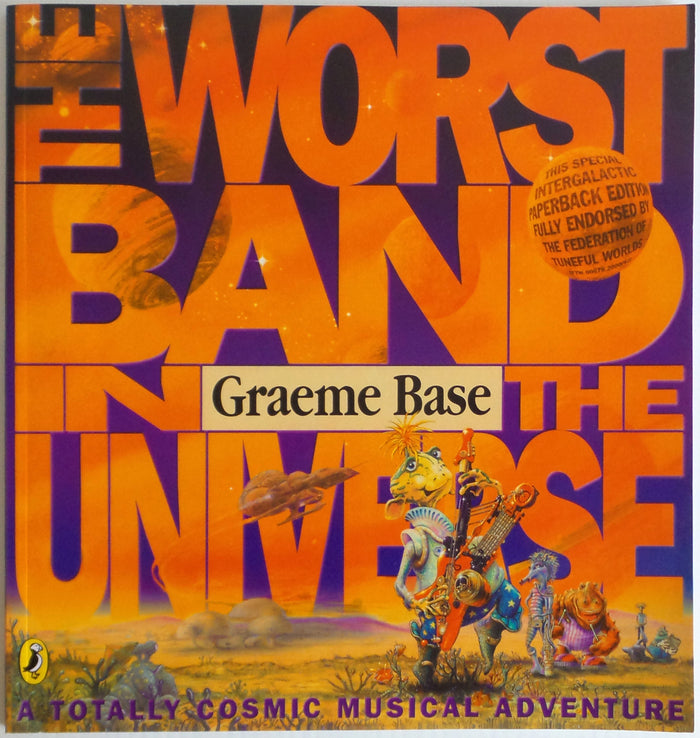 The Worst Band in the Universe (Large PB)