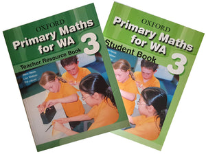 Primary Maths for WA - Teacher Resource Book and Student Book 3