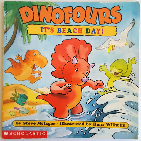 Dinofours - It's Beach Day!