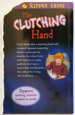 Ripper Reads : The Clutching Hand