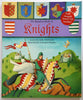 The Barefoot Book of Knights (includes CD)