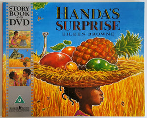 Handa's Surprise (Story Book & DVD)