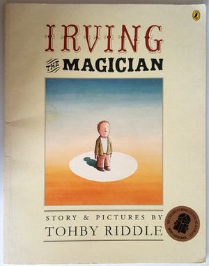 Irving the Magician (PB)