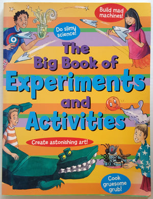 The Big Book of Experiments and Activities