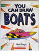 You Can Draw Boats