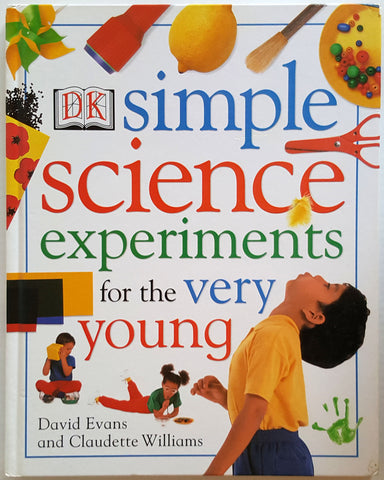 Simple Science Experiments for the Very Young