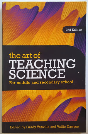 The Art of Teaching Science for Middle and Secondary School 2e