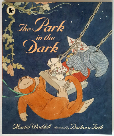 The Park in the Dark (Paperback)