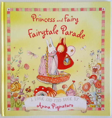 Princess and Fairy Fairytale Parade