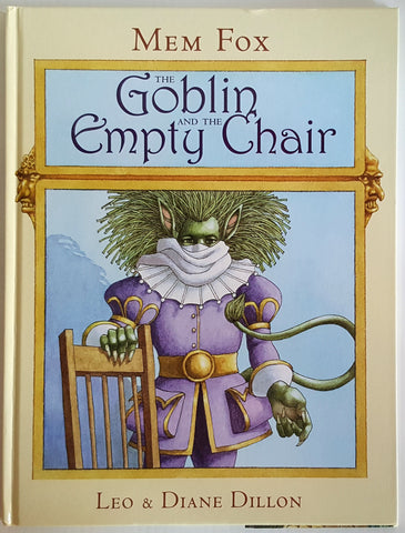 The Goblin and the Empty Chair (HC)