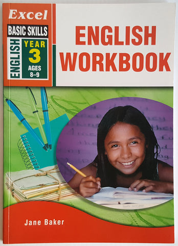 English Workbook Year 3 (Ages 8-9)