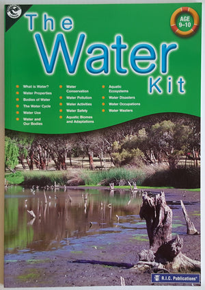 The Water Kit (Ages 9-10)