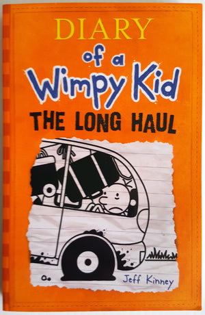 Diary of a Wimpy Kid :  Book 9 - The Long Haul (Paperback)