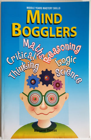 Mind Bogglers : Middle Years Mastery Skills (Yrs 5-8)